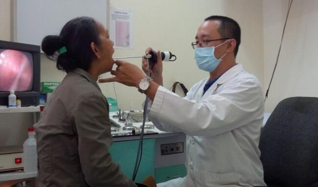 Phương pháp cắt amidan