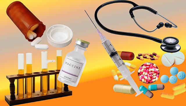 Sử dụng thuốc Tây chữa bệnh viêm họng hạt