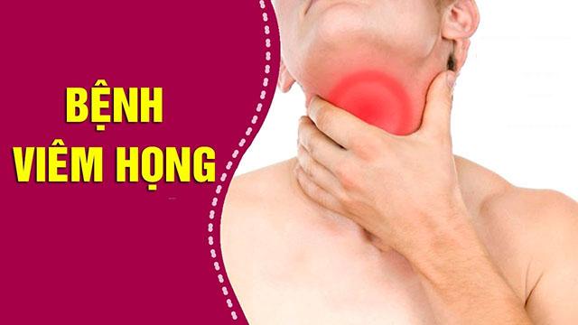 Tìm hiểu về bệnh viêm họng
