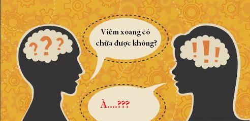 khi-bi-viem-xoang-co-chua-duoc-khong
