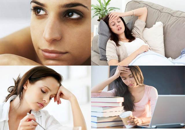 Một số dấu hiệu khác của bệnh viêm mũi dị ứng