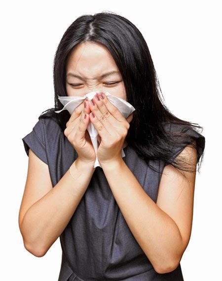 Khổ sở vì bệnh viêm mũi dị ứng