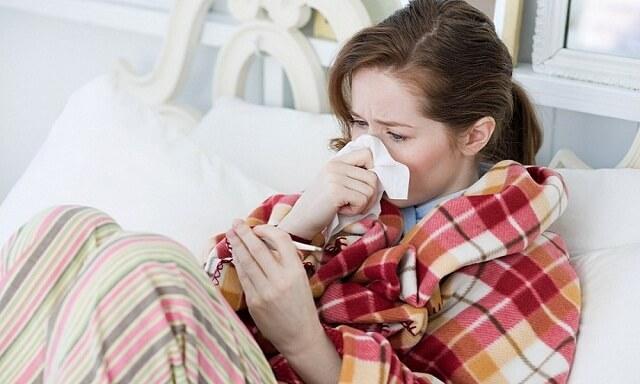 Biểu hiện cảm lạnh, cảm cúm