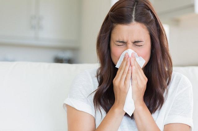 Cách xì hơi mũi để điều trị bệnh viêm xoang