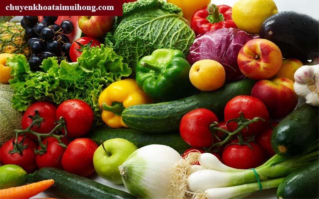 Bổ sung các loại rau xanh phòng ngừa cảm lạnh