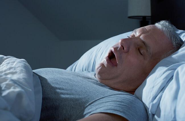 Khó thở về đêm - Triệu chứng viêm phế quản mãn tính