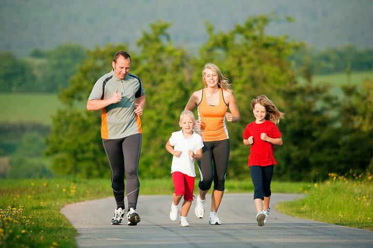 Luyện tập thể thao phòng ngừa bệnh viêm phế quản