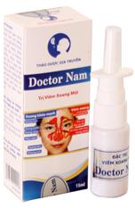 Thảo dược trị viêm xoang Doctor Nam hiệu quả không