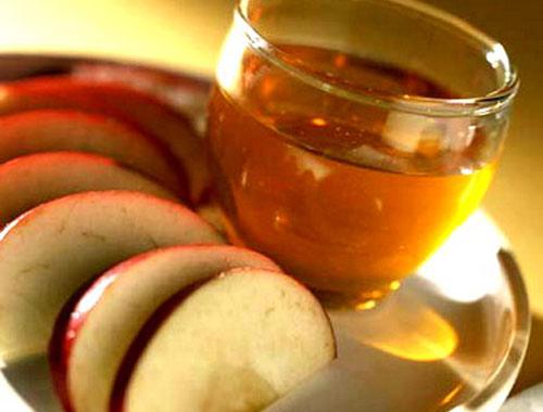 Cách chữa viêm mũi bằng dấm táo