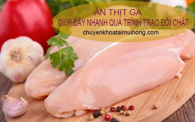 Tìm hiểu thành phần và dinh dưỡng của thịt gà