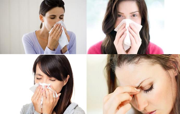 Bệnh viêm xoang thường xảy ra hiện nay