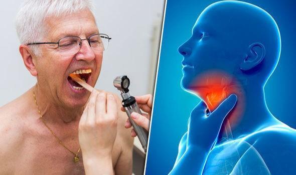 Ô mai kết hợp với những nguyên liệu khác điều trị bệnh viêm họng