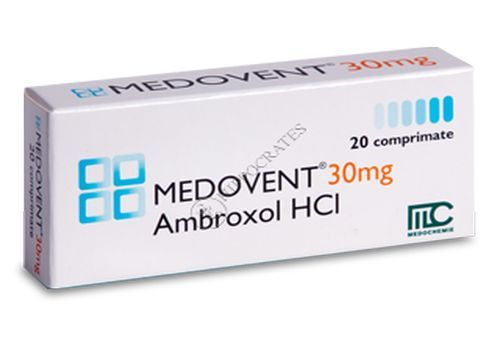 Medovent 30mg- Thuốc chỉ định trong điều trị viêm họng