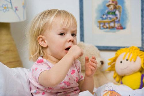 Một số bệnh hô hấp thường gặp ở trẻ -1