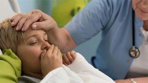 Biểu hiện của bệnh ho gà ở trẻ nhỏ -1