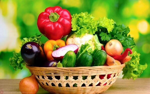 Trị viêm phế quản bằng cách thay đổi chế độ ăn uống hợp lý hơn