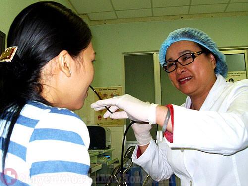Thông tin bác sĩ chữa viêm xoang, viêm mũi dị ứng giỏi
