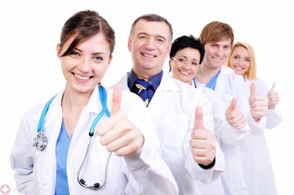 Bác sĩ chữa viêm xoang giỏi