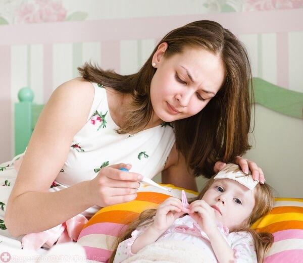 Bệnh viêm xoang ở trẻ em