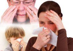 Bệnh viêm xoang dị ứng