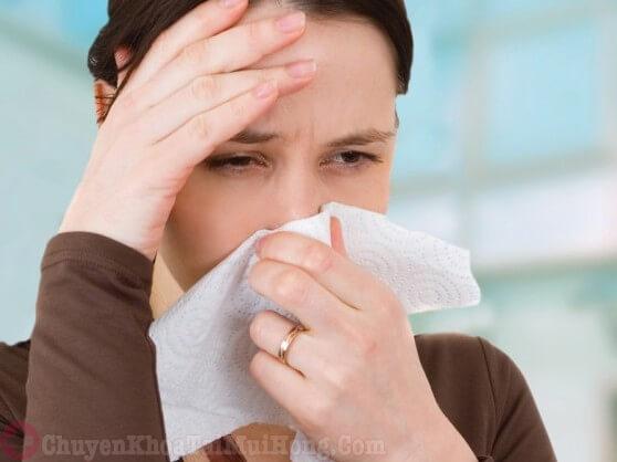 Bệnh viêm mũi dị ứng là gì