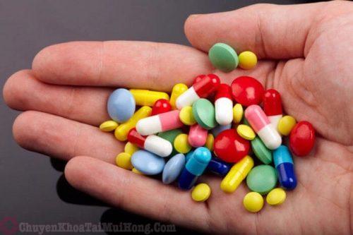 Chữa ho cho trẻ em bằng thuốc tây y
