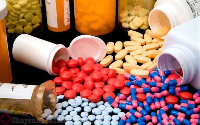 Thuốc kháng sinh chữa viêm mũi dị ứng