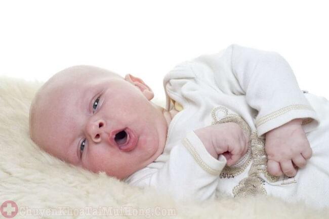 Nguyên nhân trẻ 6 tháng bị ho