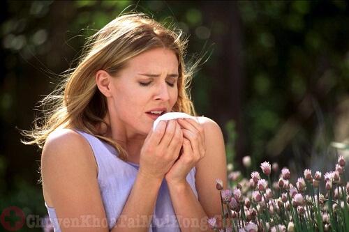 Bệnh viêm mũi dị ứng bội nhiễm là gì