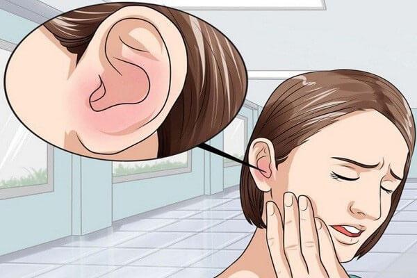Viêm xoang gây ù tai là một triệu chứng nguy hiểm