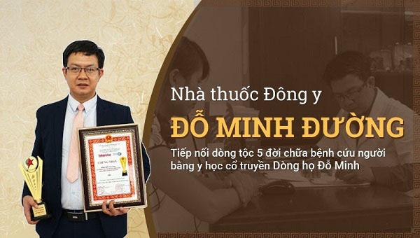 Nhà thuốc nam gia truyền Đỗ Minh Đường với 150 năm hình thành và phát triển