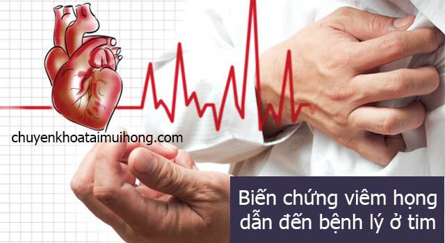 Biến chứng của bệnh viêm họng