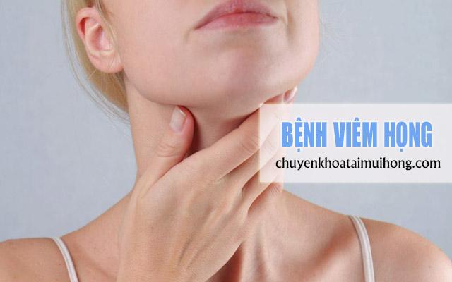 Hiểu sơ về bệnh viêm họng