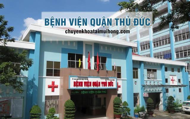 Bệnh viện quận Thủ Đức
