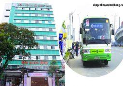 Danh sách tuyến xe buýt đi qua bệnh viện tai mũi họng TP.HCM