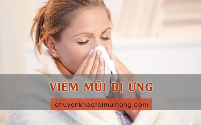 Viêm mũi dị ứng nên dùng thuốc gì để chữa bệnh?