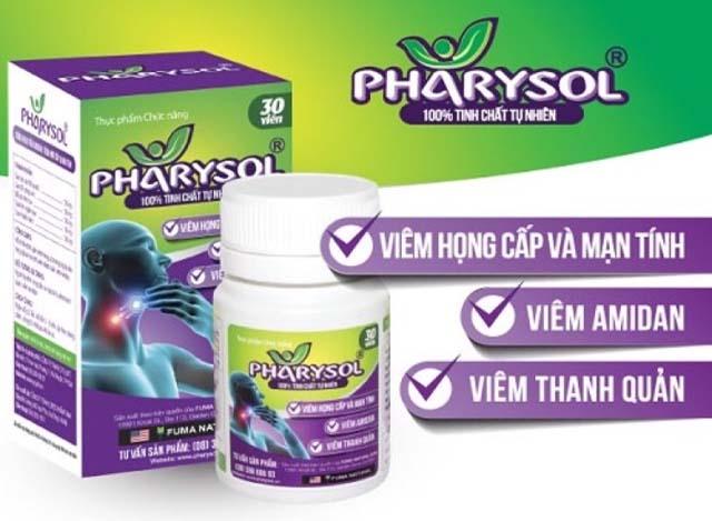 thuốc Pharysol