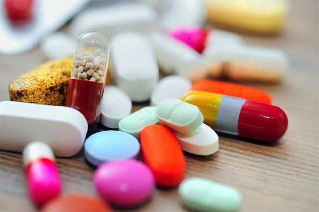 Thuốc trị sốt viêm họng cho trẻ em