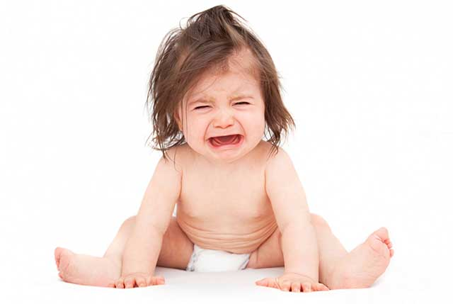 Biểu hiện viêm họng của trẻ em