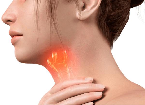Chữa viêm họng không đúng cách khiến bệnh tái phát nhiều lần, gây ra nhiều biến chứng nguy hiểm.