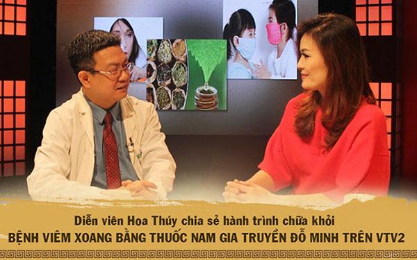 Lương y Tuấn tư vấn cách chữa bệnh trong Sống khỏe mỗi ngày