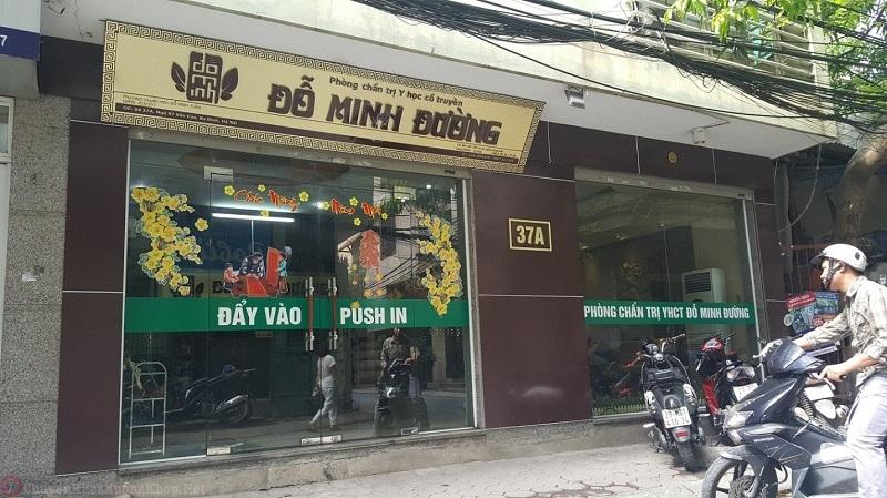 Nhà thuốc Đỗ Minh Đường cơ sở Hà Nội