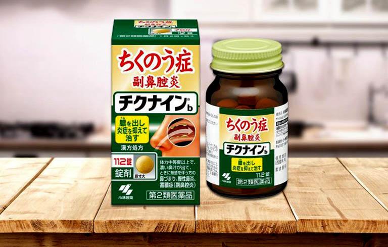 Thuốc Kobayashi chikunain có nguồn gốc từ thảo dược Nhật Bản