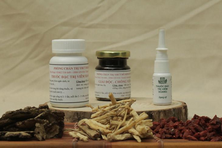 Bài thuốc viêm xoang Đỗ Minh giúp loại bỏ mọi chứng bệnh viêm xoang, bao gồm viêm đa xoang, viêm xoang sàng,...