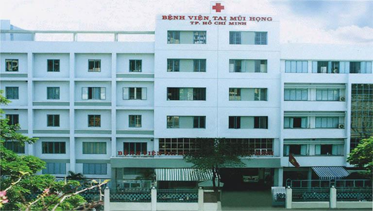 Bệnh viện Tai Mũi Họng Tp.HCM