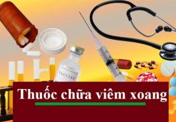 Sử dụng thuốc giúp bình thường hóa quá trình lưu thông mũi – xoang và cải thiện các triệu chứng của bệnh